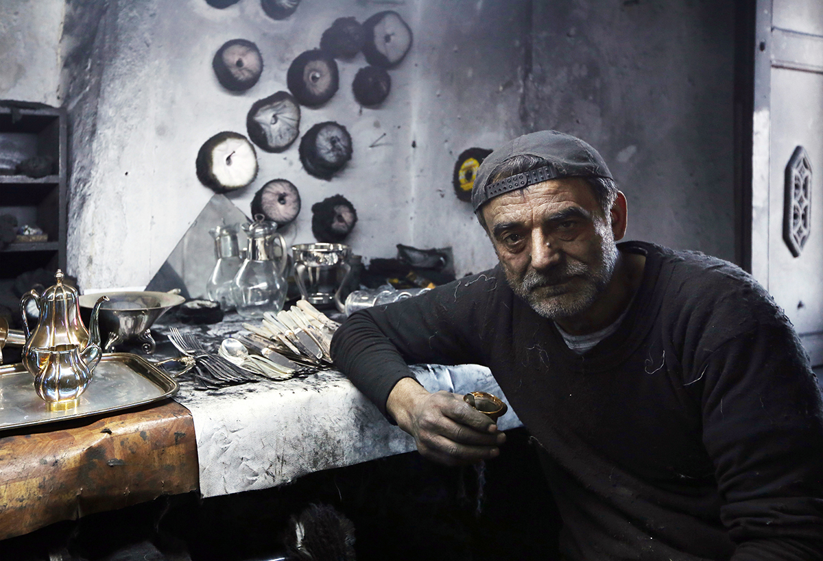 #12 —Eminönü, Büyük Yeni Han - 