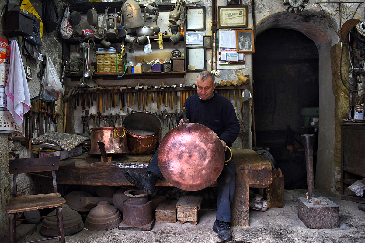 #4 —Eminönü, Ali Paşa-