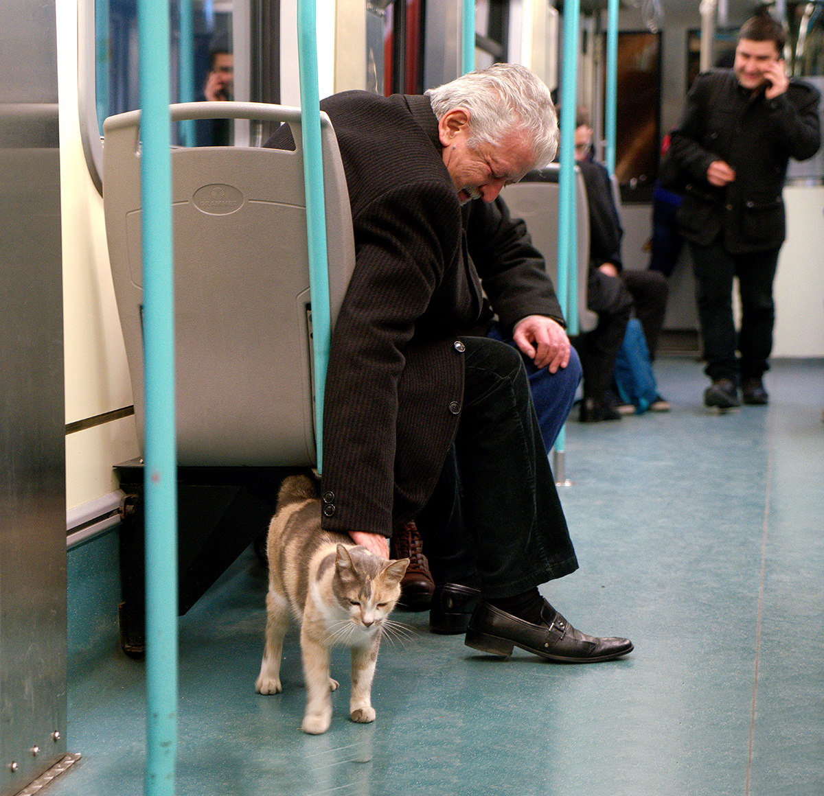#56 —Karaköy, Funicular – 