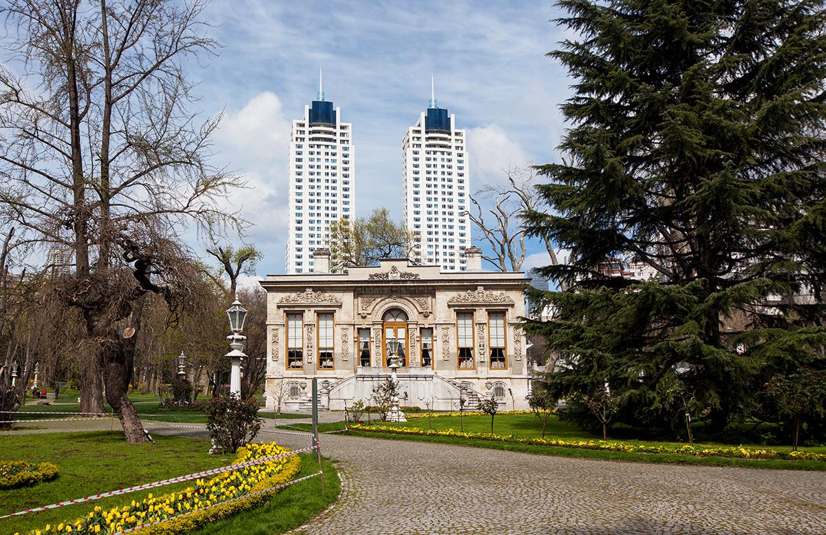 #87 —Beşiktaş -  Ihlamur Pavilion.