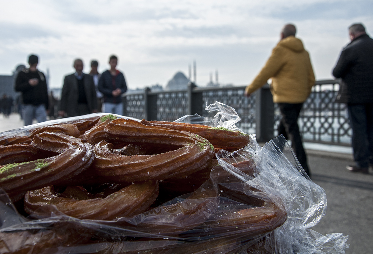 #32 —Galata Bridge  - 