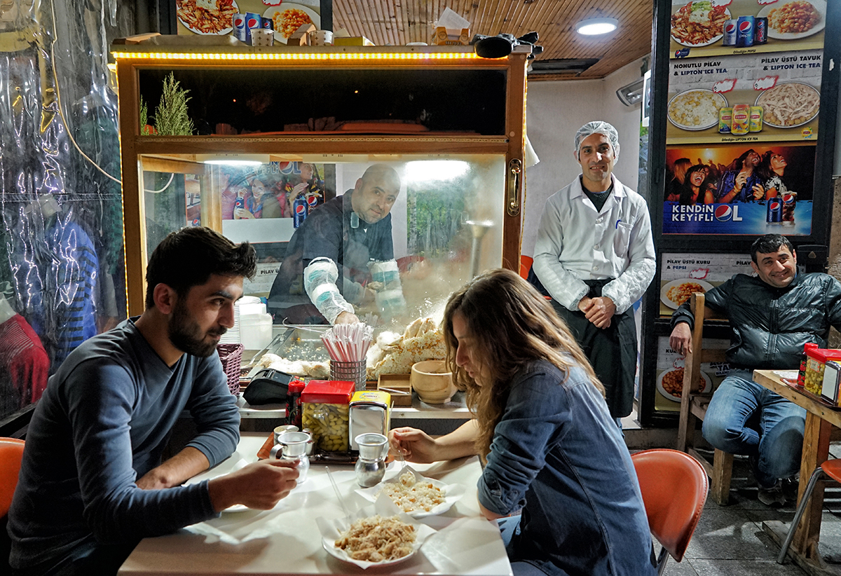 #34 —Fatih, Vezneciler – 