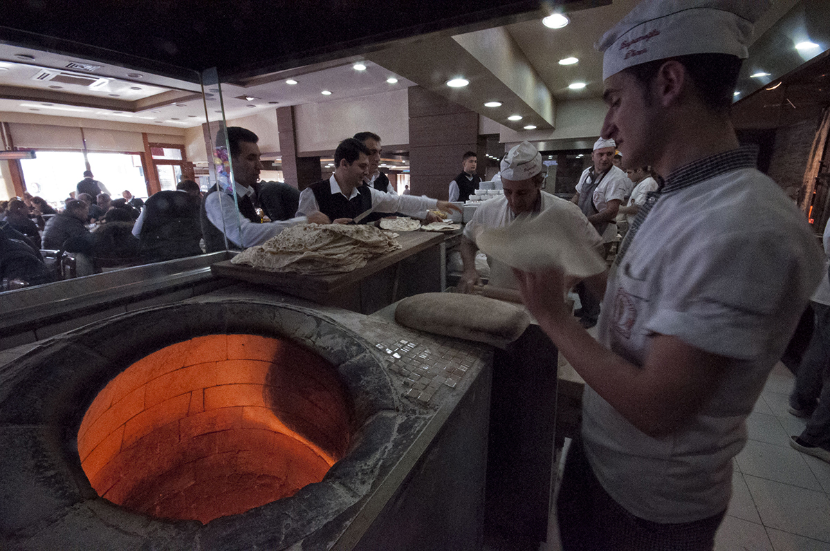 Day 38 —Kavacık –  Bayramoğlu Döner restaurant.