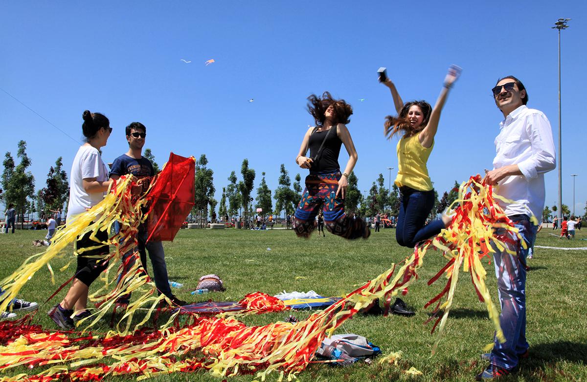 #136 —Maltepe –  Kite festival.