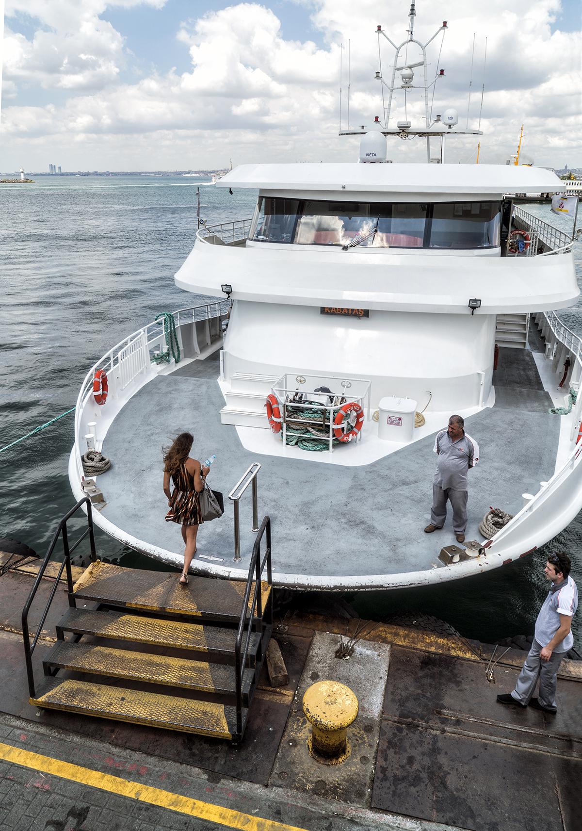 #193 —Kadıköy -  Kadıköy Kabataş Ferryboat Pier.