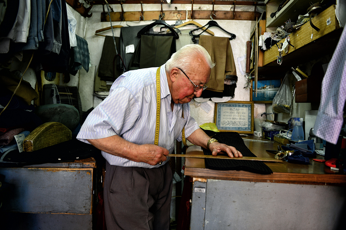 #162 —Balat, Küçükpazar - 