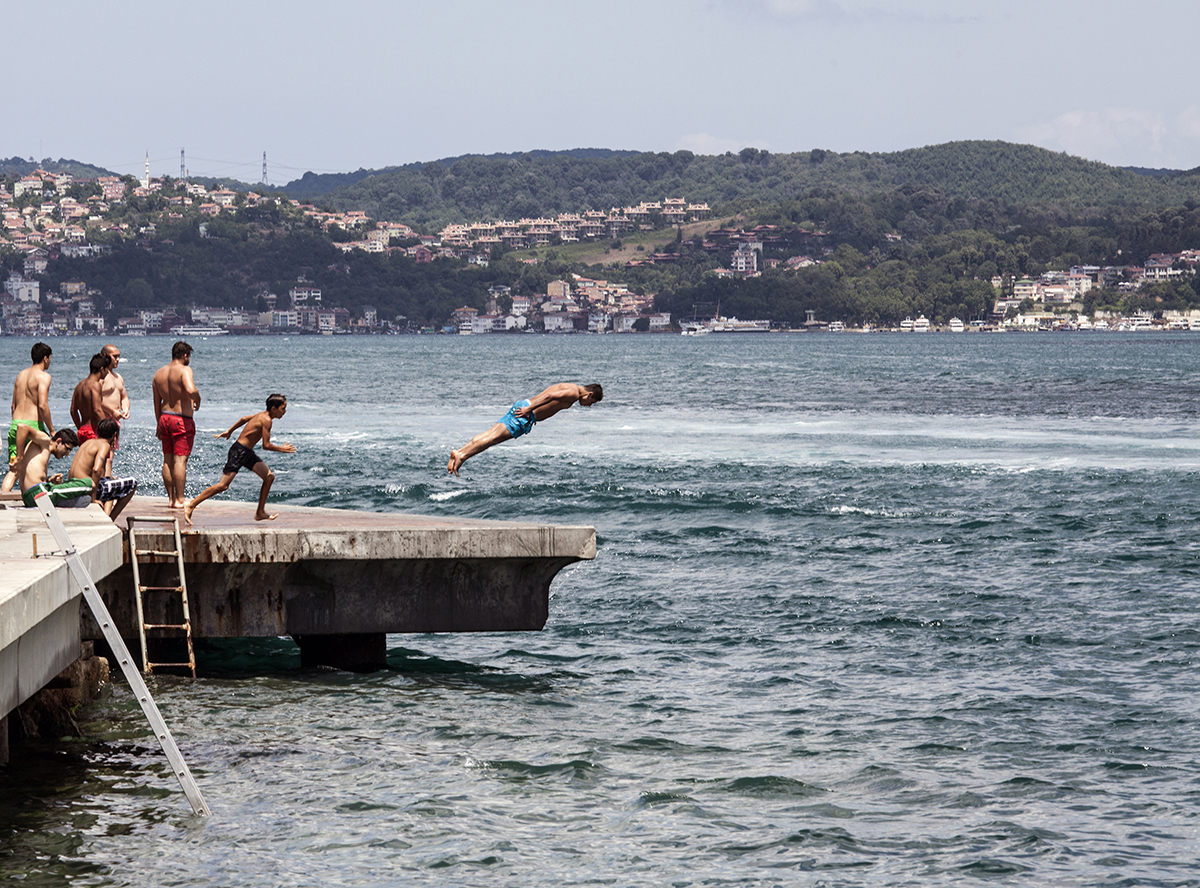 #188 —Emirgan - 