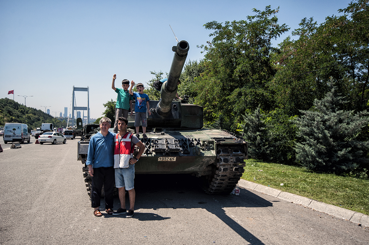 #198 —Fatih Sultan Mehmet Bridge -
