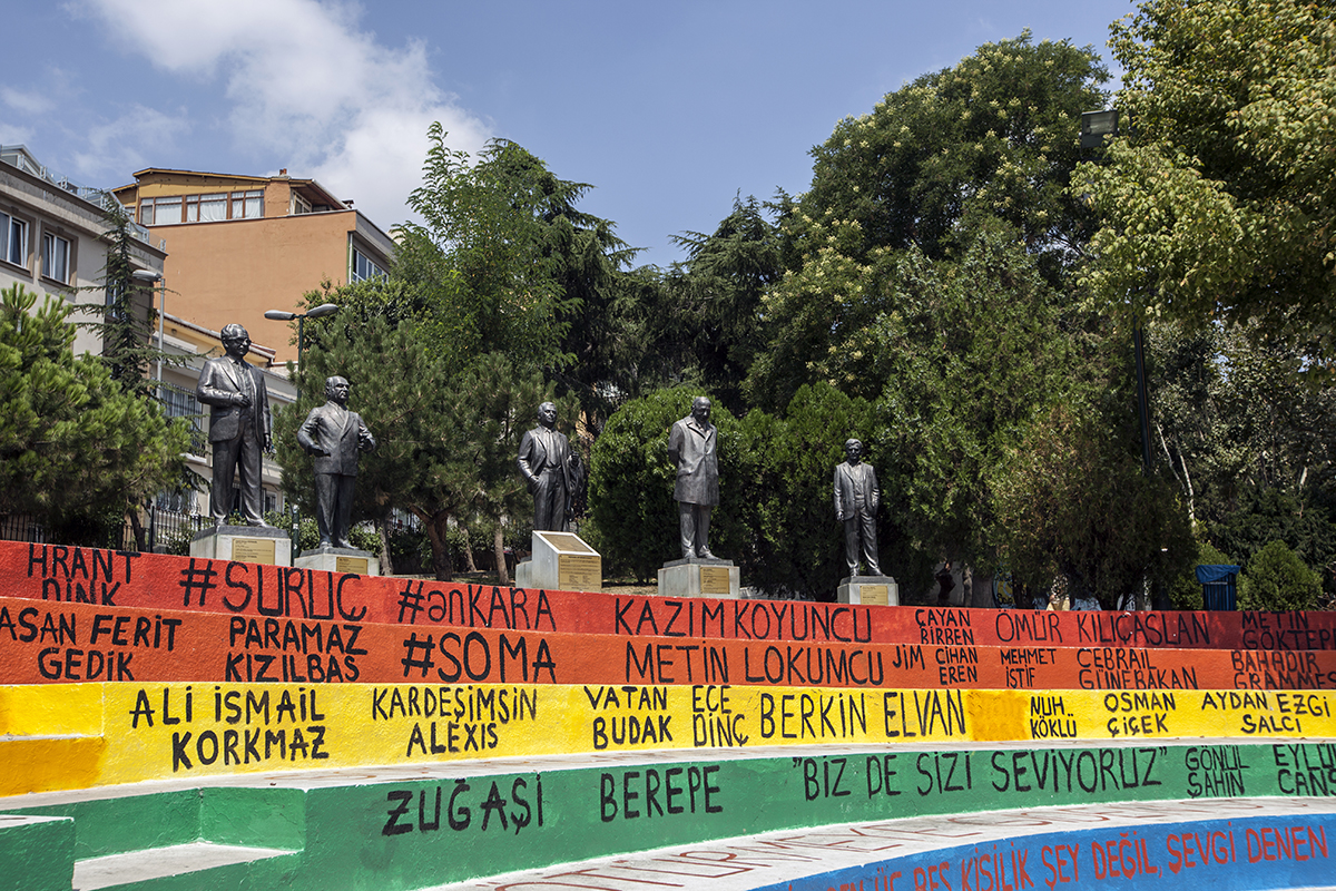 Day 215 —Beşiktaş - 