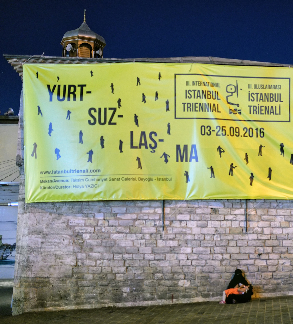 Day 245 —Taksim - 