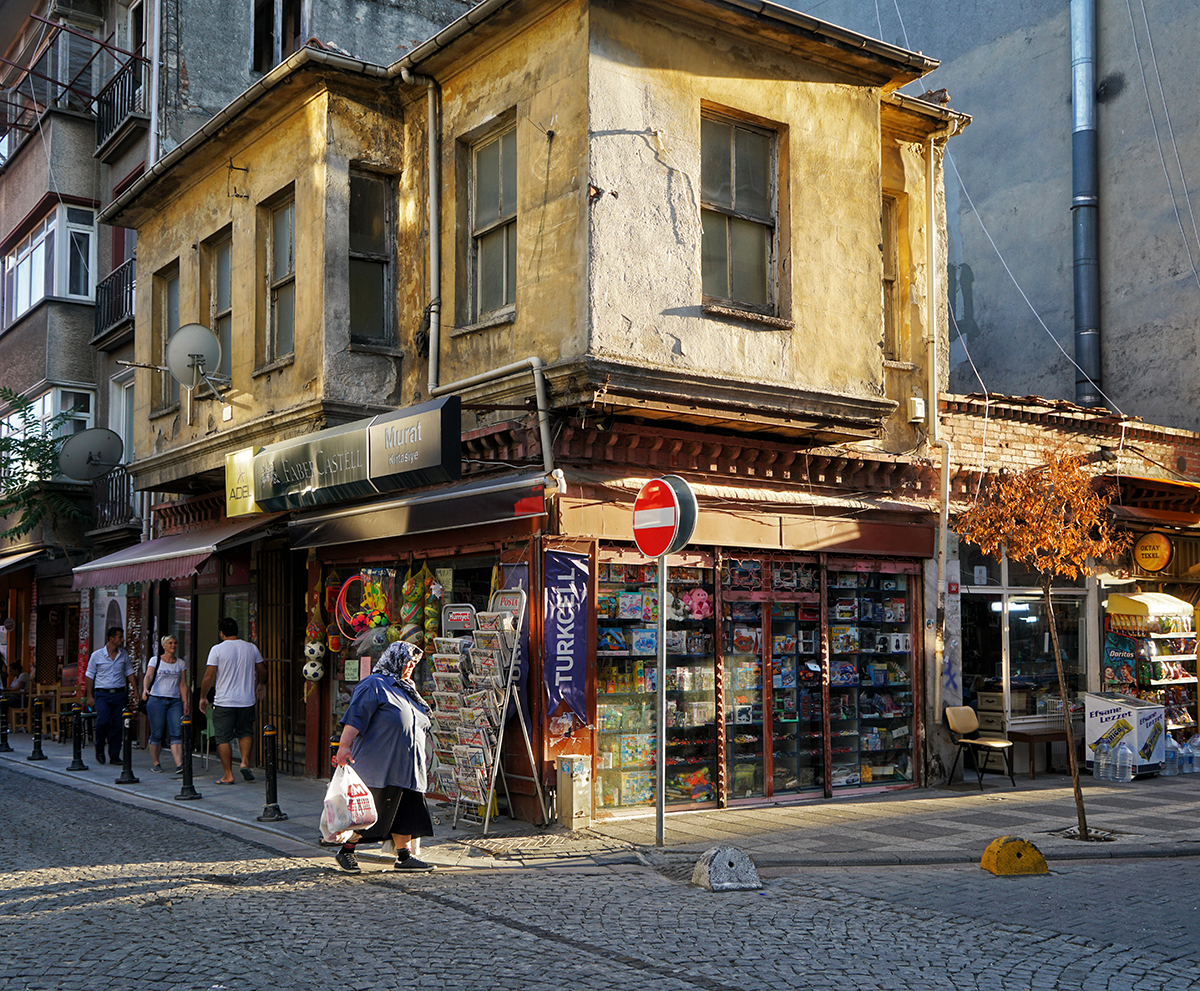 Day 246 —Kadıköy, Yeldeğirmeni - 