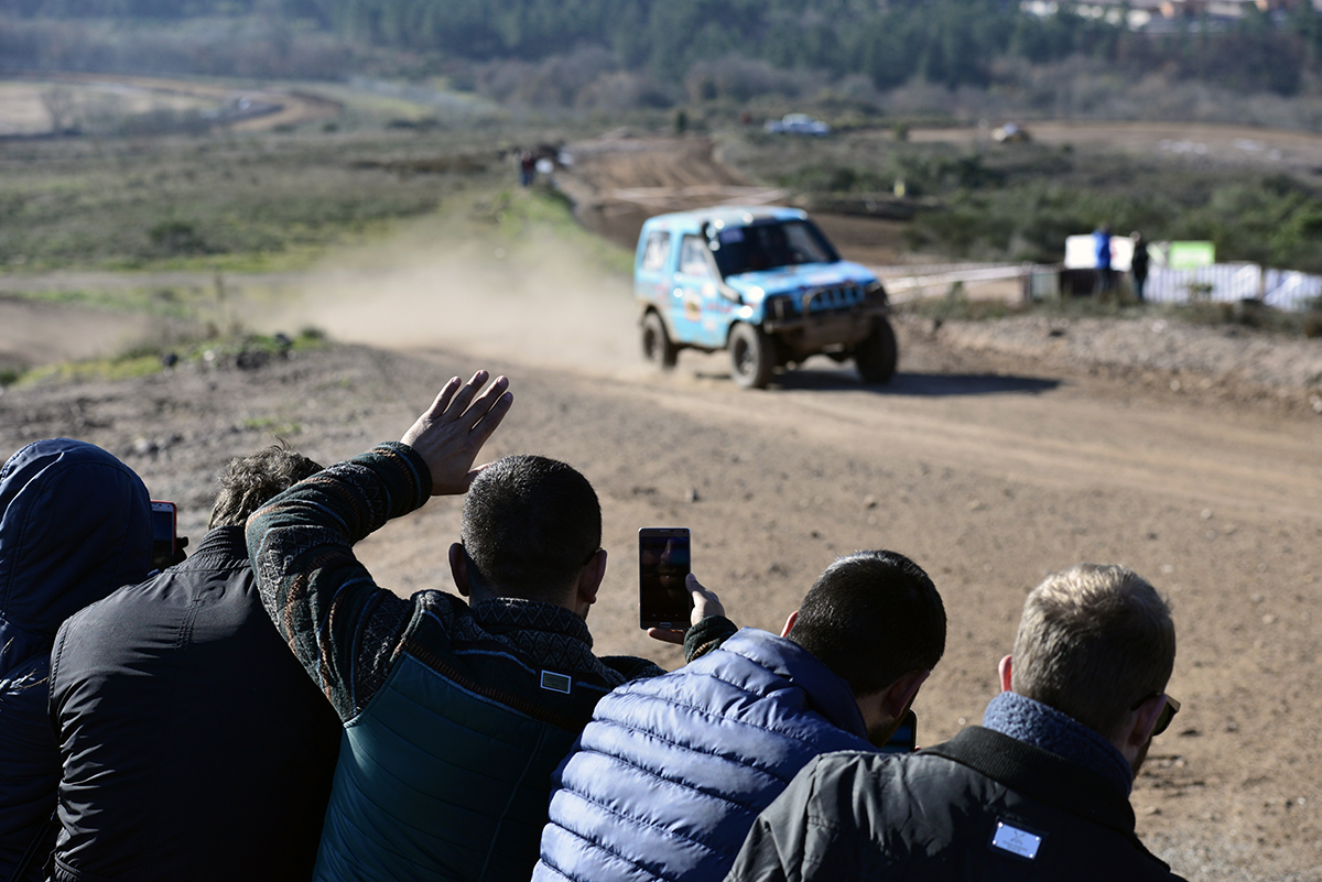 Day 346 —Tepeören –  Off-road races were organised on the 10th and 11th of December by the Istanbul Park Sport Club, an organisation which also supports social responsibility projects.