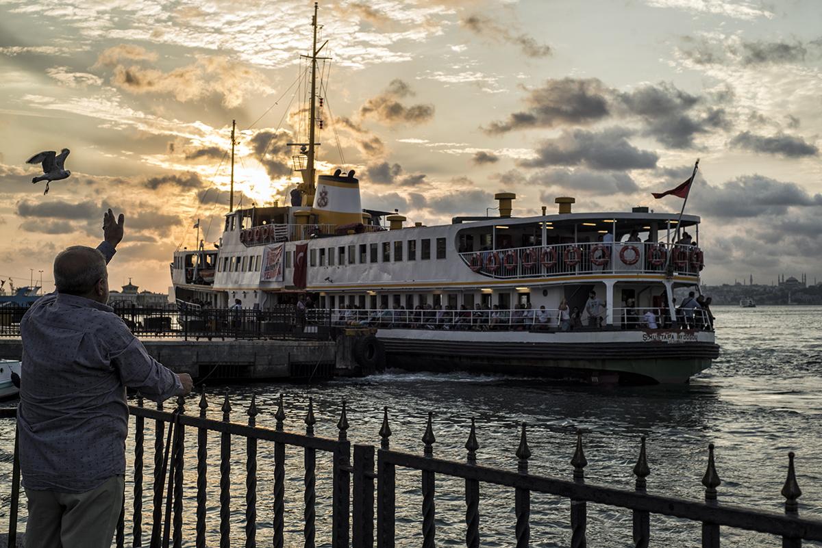 #251 —Kadıköy -  Kadıköy Pier.