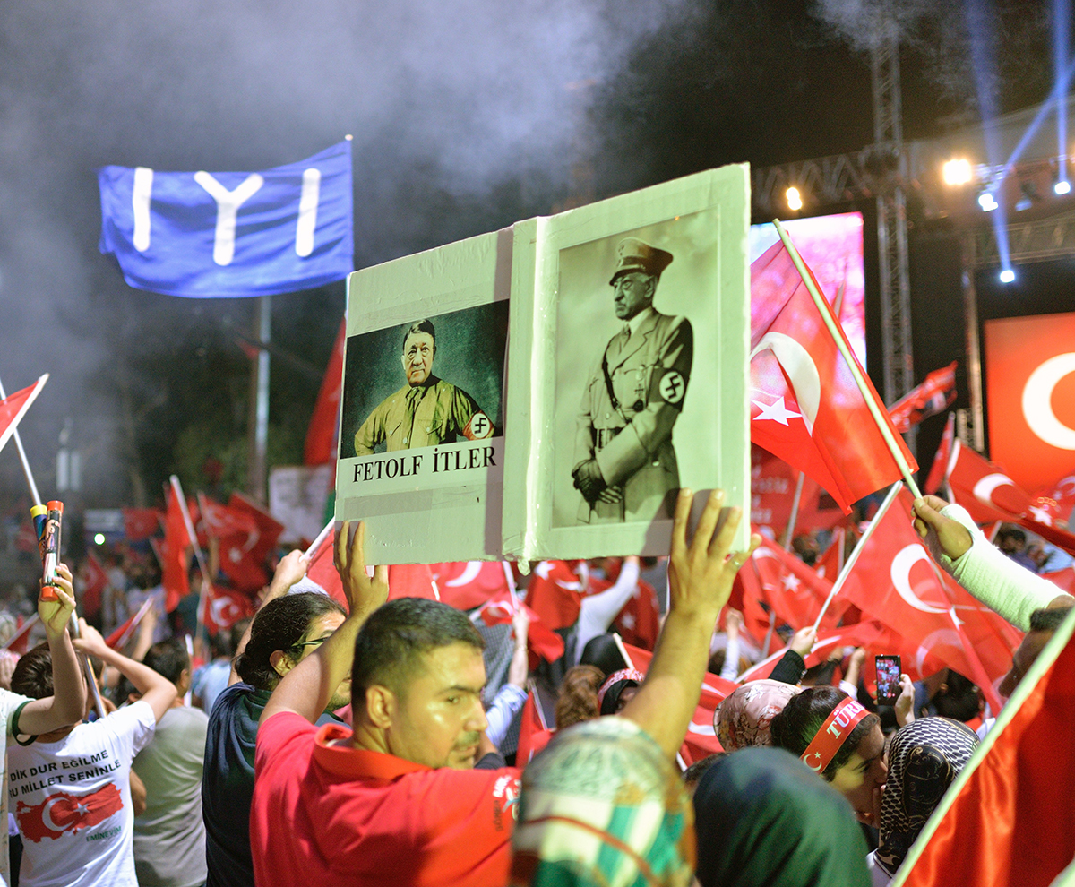 Day 224 —Taksim Square - 
