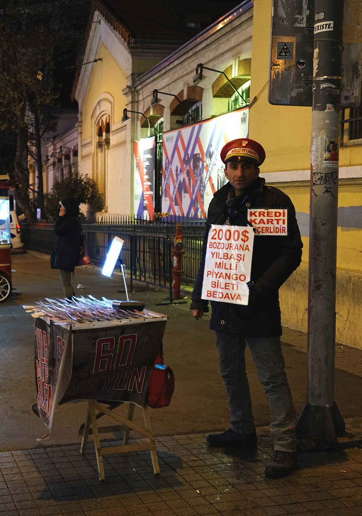 #340 —Taksim – 