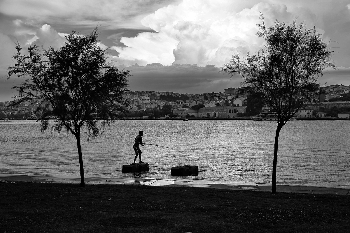 #264 —Balat -  Poet Nedim's Park.