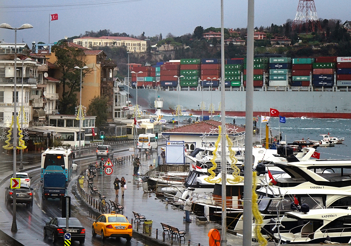 Day 348 —Arnavutköy – 